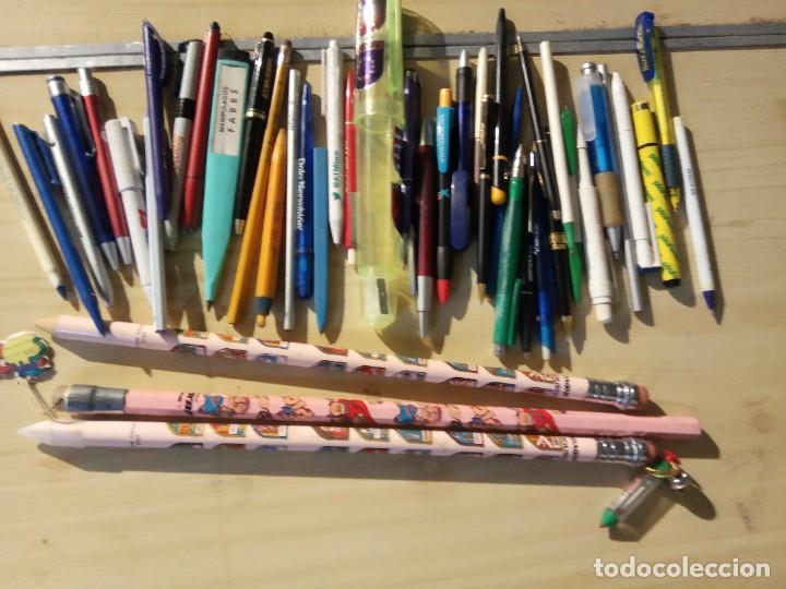 COLECCION DE LAPICES Y BOLIGRADOS DE PROPAGANDA (Plumas Estilográficas, Bolígrafos y Plumillas - Bolígrafos)