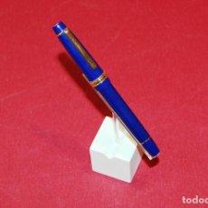 Bolígrafos antiguos: BOLIGRAFO ROLLERBALL INOXCROM CORINTHIAN - NUEVO. Lote 244875930