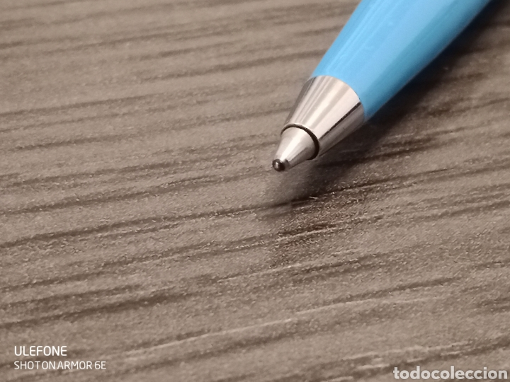 Bolígrafos antiguos: Antiguo Bolígrafo INOXCROM 55 - Foto 5 - 245603270