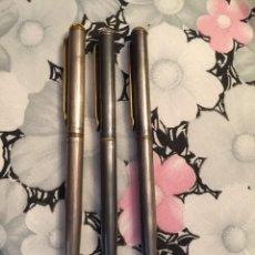 Bolígrafos antiguos: PLATA 925 ITALY LALEX. Lote 245948140