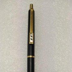 Bolígrafos antiguos: PAPER MATE. BOLÍGRAFO LACADO NEGRO. Lote 248805105