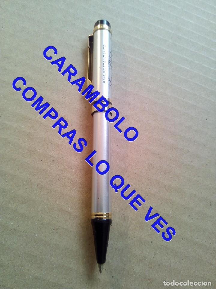 STYB LAS PILETAS SEVILLA BOLIGRAFO DE COLECCION BAR RESTAURANTE CJ9 (Plumas Estilográficas, Bolígrafos y Plumillas - Bolígrafos)