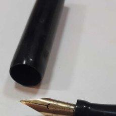 Bolígrafos antiguos: PLUMÍN, CONKIN 2 TOLEDO, OHIO, PAT. 1927. Lote 254200730