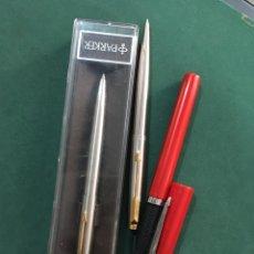 Penne a sfera antiche: BOLIGRAFOS PARKER. Lote 255335640