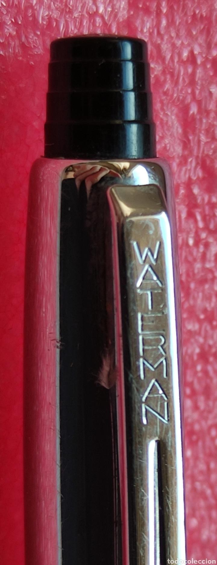 Bolígrafos antiguos: Bolígrafo WATERMAN - Foto 3 - 261843780