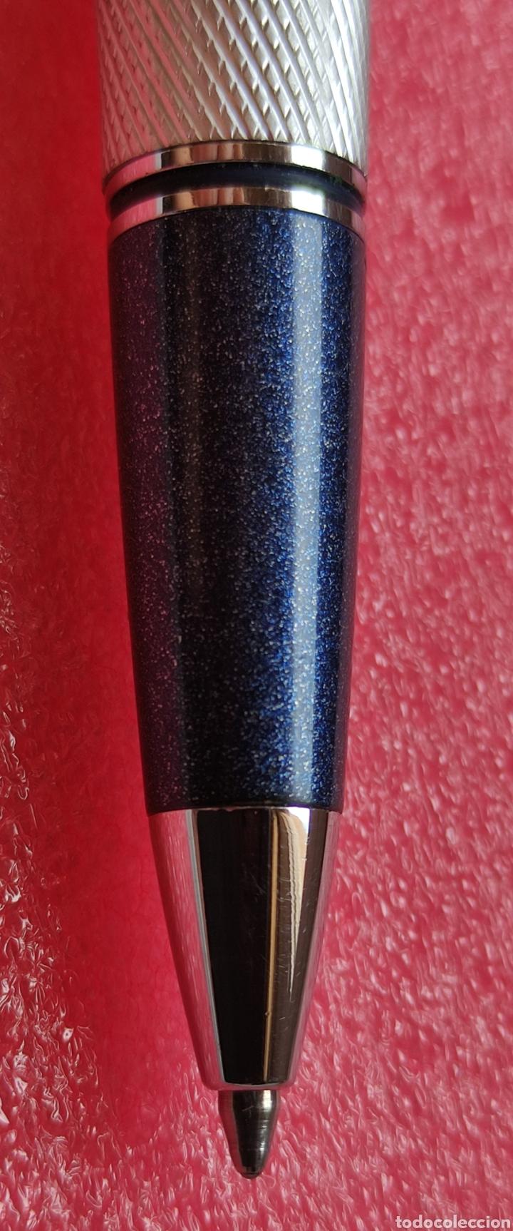 Bolígrafos antiguos: Bolígrafo SERGIO TACCHINI - Foto 2 - 261844705