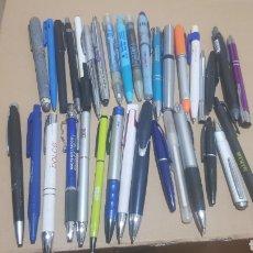 Bolígrafos antiguos: LOTE DE BOLIGRAFOS. Lote 262624785