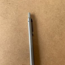 Bolígrafos antiguos: BOLIGRAFO DE CUATRO COLORES GERMANY ALEMAN CROMADO CON SUS BARRAS ORIGINALES PERO NO ESCRIBE.. Lote 263069775