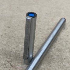 Bolígrafos antiguos: BOLÍGRAFO INOXCROM CUERPO ACERADO. Lote 269826813