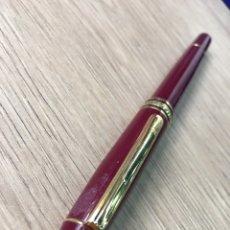 Bolígrafos antiguos: BOLIGRAFO MONTBLANC. Lote 277644758