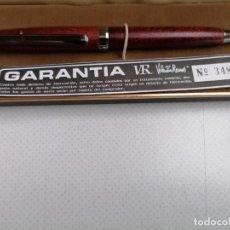 Bolígrafos antiguos: BOLIGRAFO VALENTIN RAMOS SIN CAJA EN PERFECTAS CONDICIONES SIN USO.. Lote 278480448