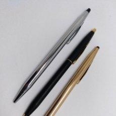 Penne a sfera antiche: CONJUNTO CROSS CLASSIC CENTURY. Lote 278589003