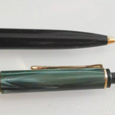 Bolígrafos antiguos: BOLÍGRAFO PELIKAN MARBLE. Lote 279357758