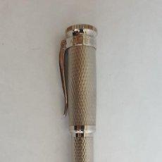 Bolígrafos antiguos: EXCLUSIVO BOLÍGRAFO DUNHILL SENTRYMAN DIAMOND. Lote 283909553