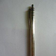 Bolígrafos antiguos: BOLÍGRAFO FARCO DE PLATA ACUÑADA. Lote 286949263