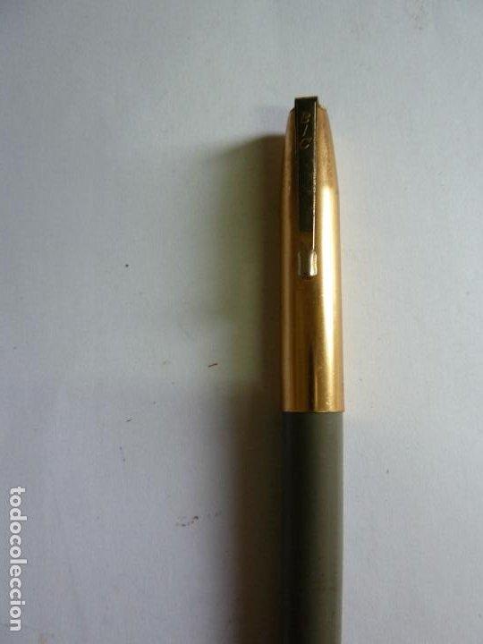 ANTIGUO BOLÍGRAFO BIC M-5 (Plumas Estilográficas, Bolígrafos y Plumillas - Bolígrafos)