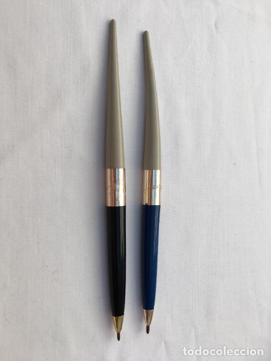 JUEGO DE BOLIGRAFOS (Plumas Estilográficas, Bolígrafos y Plumillas - Bolígrafos)