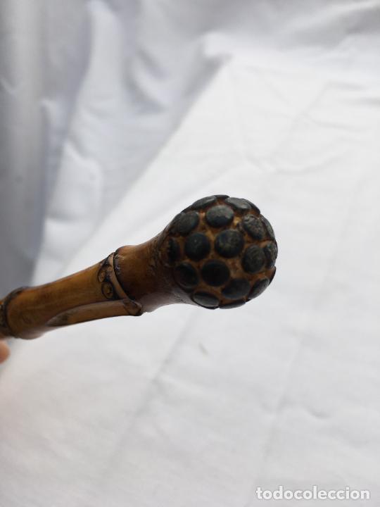 Bolígrafos antiguos: BOLIGRAFO MADERA - Foto 5 - 287486108
