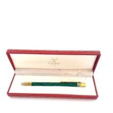 Bolígrafos antiguos: BOLÍGRAFO MUST DE CARTIER. Lote 289823998