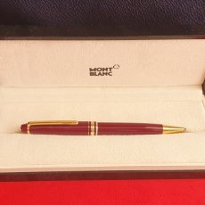 Penne a sfera antiche: BOLIGRAFO MONTBLANC MEISTERSTUCK. Lote 294030718