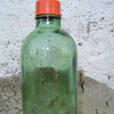 Botellas antiguas: BOTELLA AGUA OXIGENADA. Lote 6265064