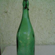 Botellas antiguas: BOTELLA AGUA OXIGENADA FORET. Lote 9407525
