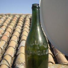 Bottiglie antiche: BOTELLA DE AGUAS DE MARMOLEJO DE JAEN.. Lote 25224499