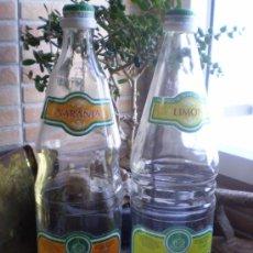 Botellas antiguas: GASEOSA GASEMESA NARANJA Y LIMON. GRANADA.. Lote 27284993