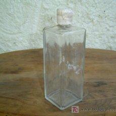 Botellas antiguas: BOTELLA LOCION PANTEN 10. Lote 6073530