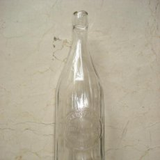 Botellas antiguas: BOTELLA DE 1 LITRO ACEITES GARCIA FRANCO. Lote 27035759