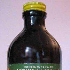 Botellas antiguas: BOTELLA DE MELAZA MARCA BRER RABBIT, DE NUEVA ORLEÁNS, LUISIANA (USA) - VINTAGE: AÑOS 50. Lote 25352072