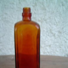 Botellas antiguas: BOTELLA COLONIA GOYA. Lote 7382584