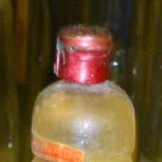 Botellas antiguas: BOTELLIN DE DOMECQ ANIS DULCE. PEDRO DOMECQ. JEREZ DE LA FRONTERA.. Lote 19268660