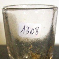 Botellas antiguas: VASO DE 5'5 CMS DE ALTO. Lote 7960798