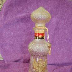 Botellas antiguas: BOTELLA MUY ANTIGUA DE WODKA KORSAKOF SIN CONTENIDO. Lote 27228021
