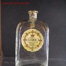 Botellas antiguas - Botella vacia de brandy LEPANTO, Gonzalez Byass, Xerez - 27392075