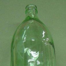 Botellas antiguas: BOTELLA ANTIGUA AGUA FONT PICANT EBAMSA AMER 1L.. Lote 24522705