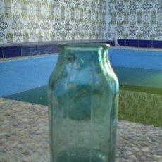 Botellas antiguas: ANTIGUA BOTELLA DE BOCA ANCHA. . Lote 21218504