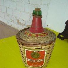 Botellas antiguas: GARRAFA DE VINO BOLLULLO DEL CONDADO-ANDRADE. Lote 11280505