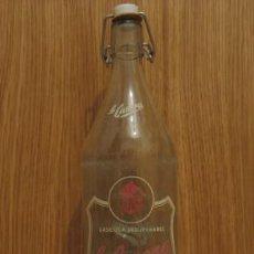 Botellas antiguas: BOTELLA GASEOSA - LA CASERA. Lote 20715272