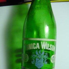 Botellas antiguas: 7861 WILSON TONICA MUY RARO BOTELLIN AÑOS 1960 - OTRAS SIMILARES EN MI TIENDA COSAS&CURIOSAS. Lote 12920731