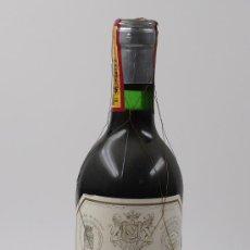 Botellas antiguas: MARQUÉS DE RISCAL. RIOJA. COSECHA DE 1982. PRECINTADA. Lote 24503061