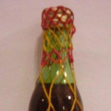 Botellas antiguas: BOTELLIN DE BRANDY 1900. BODEGAS FERNANDO A. DE TERRY. EL PUERTO DE SANTA MARIA. ESPAÑA.. Lote 13963753