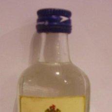Botellas antiguas: BOTELLIN DE GINEBRA TERRY. BODEGAS FERNANDO A. DE TERRY. EL PUERTO DE SANTA MARIA.. Lote 14066128