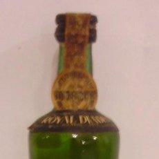 Botellas antiguas: BOTELLIN DE VINI OPORTO BARROS ROYAL DIADEM. BODEGAS BARROS. VILA NOVA DE GAIA. PORTUGAL.. Lote 14274967
