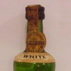 Botellas antiguas: BOTELLIN DE VINO BLANCO OPORTO BARROS ROYAL DIADEM. BODEGAS BARROS. VILA NOVA DE GAIA. PORTUGAL.. Lote 14275007