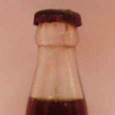 Botellas antiguas: BOTELLIN DE VERMOUTH. DESTILERIAS MARTINI & ROSSI. TORINO, ITALIA.. Lote 14442396