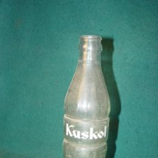 Botellas antiguas: KASKOL - BOTELLA 200 CC. - . Lote 15046463