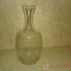Botellas antiguas: BOTELLA DE CRISTAL. Lote 15911955
