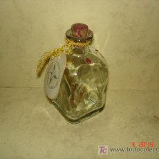Botellas antiguas: PEQUEÑA FRASCA - 10 CM. DE ALTURA -. Lote 16780505